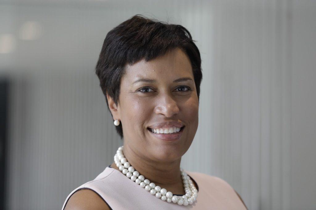 Mayor Muriel Bowser at WAMU.