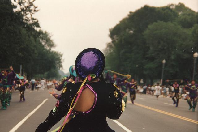 1994's Latino Festival Parade in Washington, D.C.