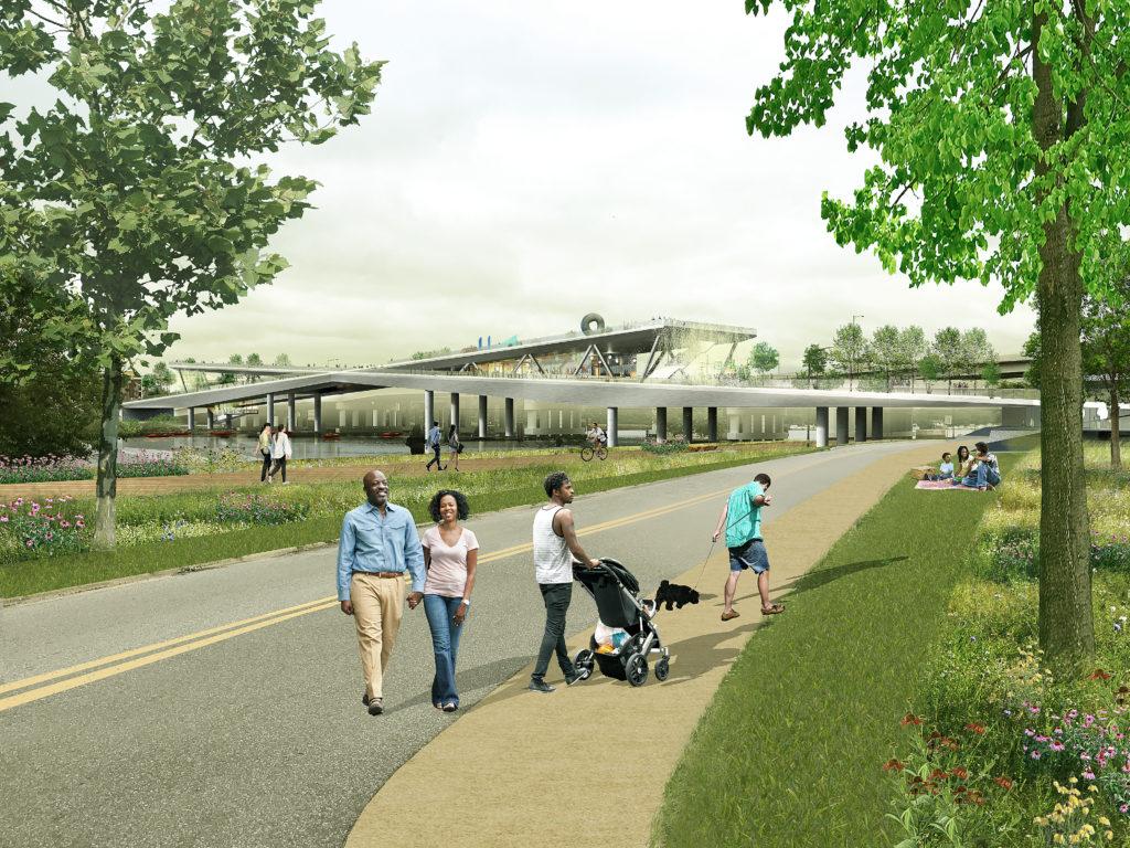 11th Street Bridge Park Proposed Design