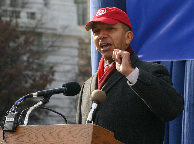 Former D.C. Mayor Anthony Williams