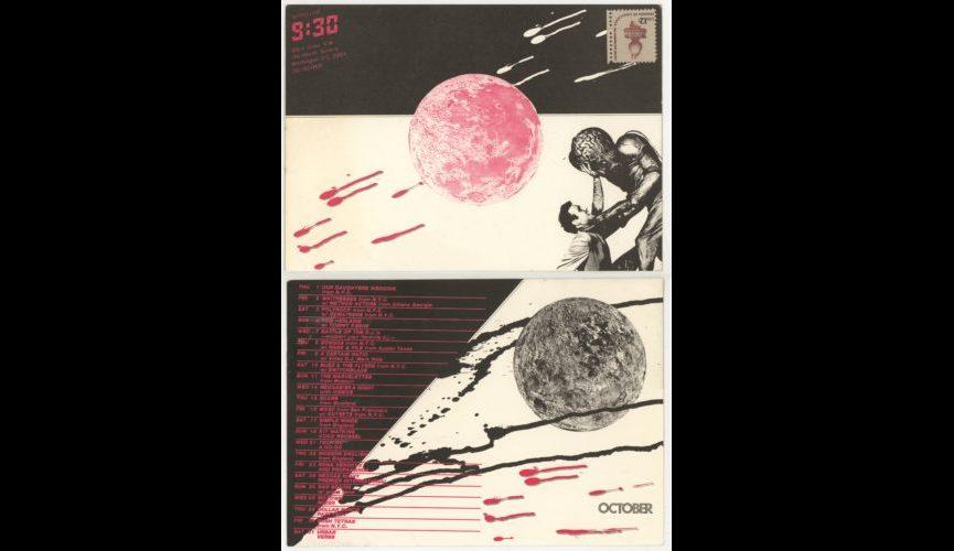 October 1981 Mark holmes postcard_James Snyder 5