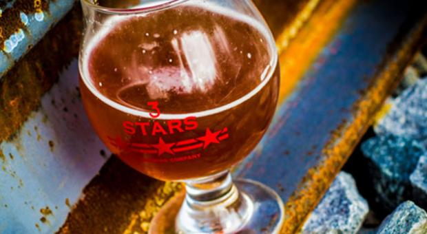 3 Stars Brewing is one of the craft breweries that are changing the way American consumers consume beer.
