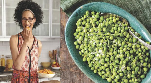 "After two seasons on reality television series ""Top Chef,"" Carla Hall now co-hosts ABC's ""The Chew."""