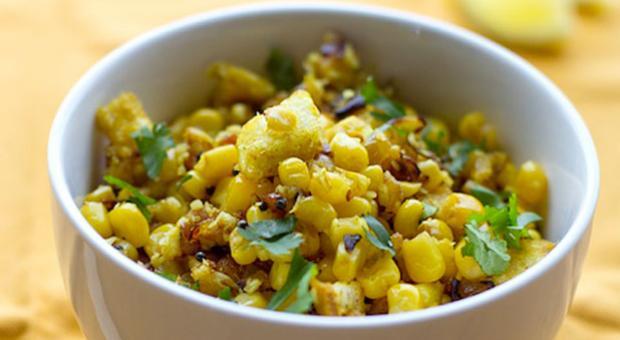 Corn, India style