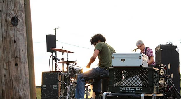 A band plays at Fort Reno Park in 2009. The park's concert series, which dates back to the 1960s, could be canceled because of new National Park Service policies.